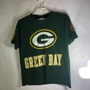 Vintage Green Bay Packers Pro Layer Shirt